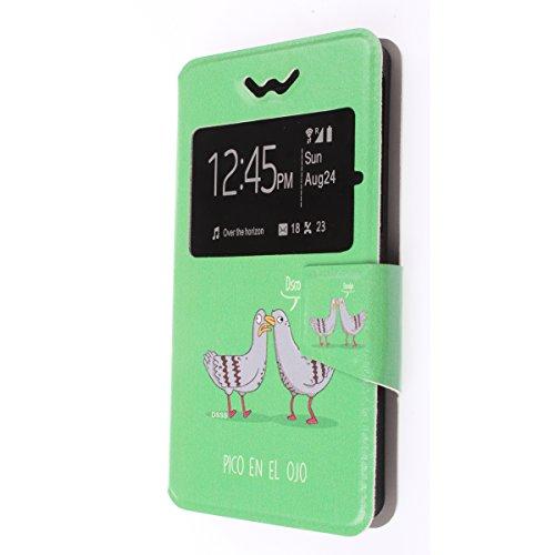 "MISEMIYA - Funda Universal Para Smartphone - 2# 4""-4.5""(6.5*13cm), A59"