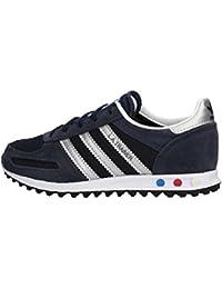 huge selection of 9f0f6 8e7c0 adidas La Trainer Kids, Sneaker a Collo Basso Unisex – Bambini
