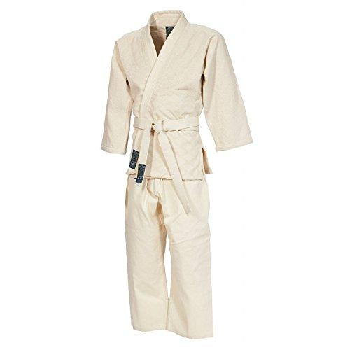 Gimer 11/002 judo-gi con cintura, ecru, 170 cm