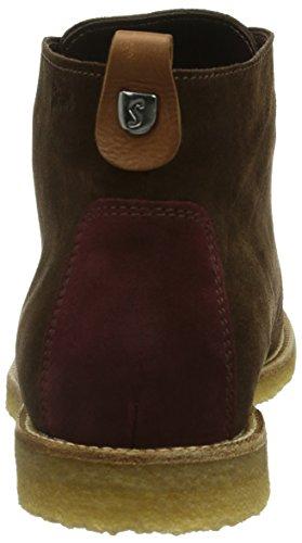 Sioux 55880, Scarpa tipo Chukka Donna Marrone (Braun (chocolat/ira))