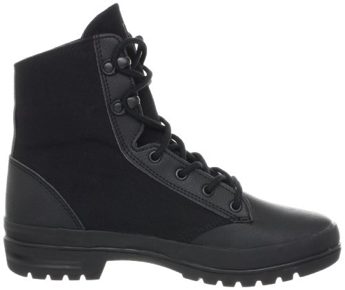 DC Shoes - Dc Shoes - Schuhe - Truce Womens Boot - D0303231-bb2d - Black, Sneaker Donna Nero (Schwarz (BLACK/BLACK BB2D))