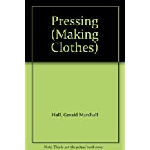 Making Clothes-Stage 3: Pressing