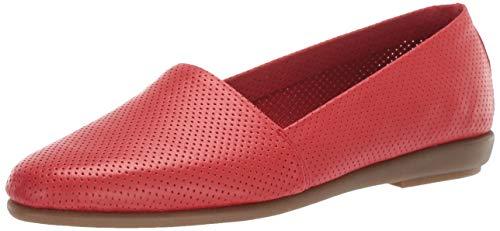 Aerosoles Damen Ms Softee, Red Leather, 37.5 EU