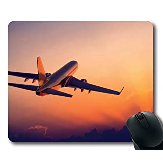 aircraft desktop,Mouse mat,fighter archetypes pathfinder,Mouse Pad with Stitched Edges