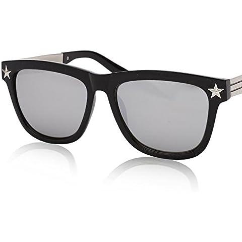 ZWX Occhiali da sole riflettenti di grande scatola/Occhiali da sole (Scatole Candy Personalizzati)
