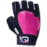 Preisvergleich für IQ Handschuhe Fitnesshandschuhe Sporthandschuhe für Damen - Perfekte Trainingshandschuhe für Sport, Fitnessstudio, Kraftsport - Mill