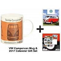 Ufficiale VW camper 2017calendario e tazza set regalo