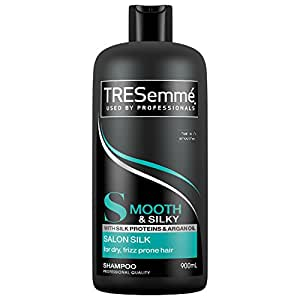 Tresemme Silky Smooth Salon Silk Shampoo, 900 ml - Pack of 2