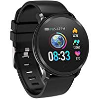 BingoFit Vito Fitness Tracker Smart Watch,Waterproof Activity Tracker with Heart Rate Blood Pressure Monitor,Sleep Monitor Pedometer Watch,Step Tracker,Calorie Counter for Kids Women Men,IOS Android