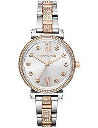 Michael Kors Analog White Dial Women s Watch - MK3880 8f5366b443