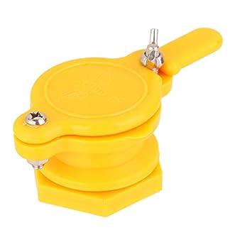 MagiDeal Beekeeping Tool Honey Bottling Hive Gate Valve Extractor Tap Seal 21