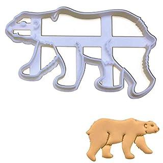 Polar Bear Cookie Cutter, 1 Piece - Bakerlogy