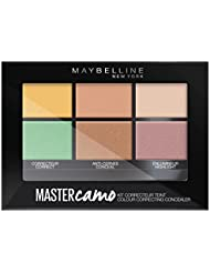 GEMEY MAYBELLINE Master Camo Master Camo Kit Correcteur Teint 01 Clair 6,5 g