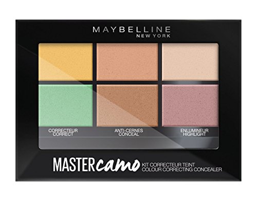 Maybelline New York Master Camo - Kit cerrector 01