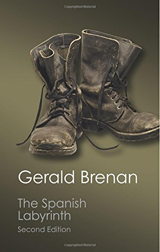 The Spanish Labyrinth: An Account of the Social and Political Background of the Spanish Civil War (Canto Classics) by Gerald Brenan (31-Jan-2015) Paperback