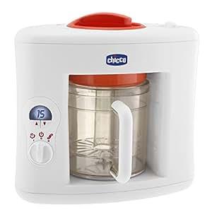 Chicco 06560 cuoci pappa sanovapore recolor prima infanzia - Chicco robot da cucina cuocipappa sanovapore ...