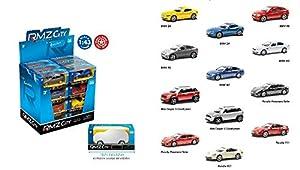 Dal Negro Automobili 8001097946709 - Escala 1:43 de Rueda Libre, Expositor de 24, Multicolor