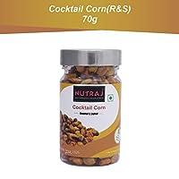 Nutraj Cocktail Corn 70g Silver Jar