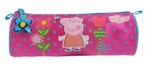 Peppa Pig Estuche escolar, diseño de Peppa Pig