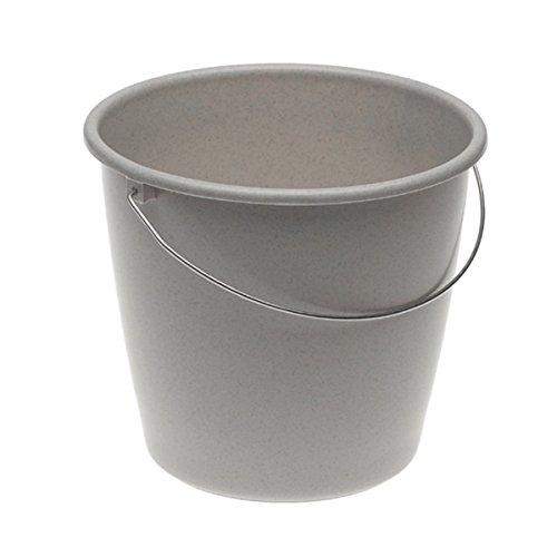OKT 10101121000 Eimer 5 L, grau-granit E Eimer