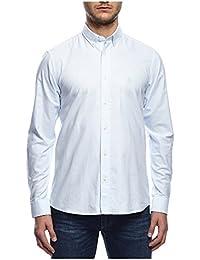 HENRI LLOYD Henri Lloyd Club Regular Shirt Sky Blue