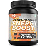 Nutricore's ENERGY BOOST Extra Power Energy Drink (ORENGE) - Size : 1 KG