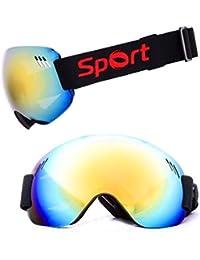 Beydodo Gafas Protectoras Viento Gafas Deportivas Hombre Gafas de Proteccion Trabajo Gafas de Unisex