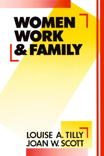Women, Work and Family (English Edition)