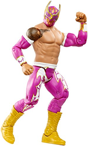 Mattel WWE Series # 42-# 48Sin Cara Figur