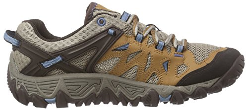 Merrell All Out Blaze Aero Sport, Chaussures D'athlétisme Femme Brown Sugar