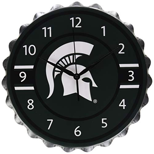 NCAA Michigan State spartansbottlecap Uhr, Michigan State Spartans, One size