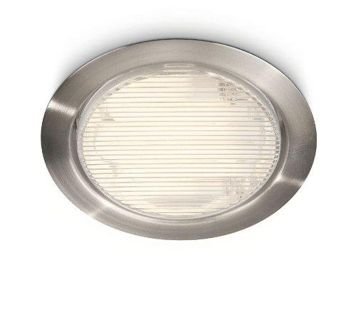 Philips SMARTSPOT Recessed spot light - lighting spots (Indoor, Recessed, GX53, Round, Fluorescent, Warm white) Test