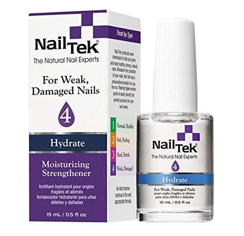 Nail Tek Nagel Behandlungen-Feuchtigkeitsspendende Nagelhärter-IV-Feuchtigkeit Augencreme/15ml -