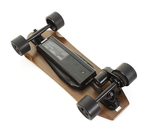 Eléctrico Longboard Futbolines 4.4City monopatín eléctrico Scooter eléctrico Longboard, 35km Alcance 30km/h