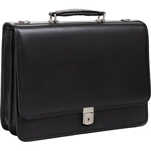 mcklein-usa-lexington-double-compartment-laptop-case-black-by-mcklein-usa