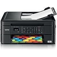 Brother MFC-J480DW Stampante Multifunzione Inkjet All In One con Fax, Nero -  Confronta prezzi e modelli