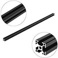 SGerste Machifit - Marco de extrusión para CNC, 1000 mm, ranura 3030, perfil de aluminio, color negro
