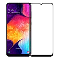 Samsung Galaxy A70 Screen Protector, Galaxy A70 Full Coverage Screen Guard, Tempered Glass HD Clear Screen Protector for 6.7'' Samsung Galaxy A70
