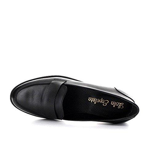 Mocassins Paddle noirs Noir