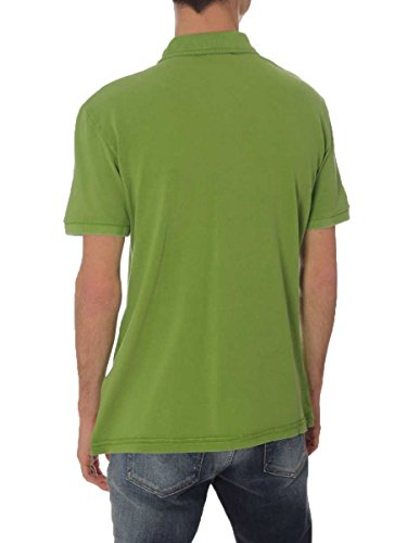 Napapijri Herren Taly neue Polo-shirt Leuchtend Rot GB3(P.Green)