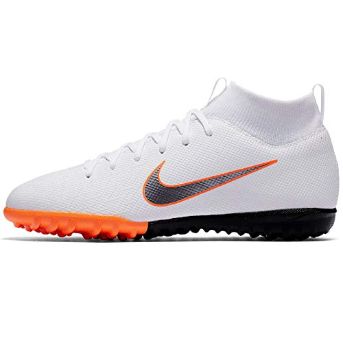31b78d3d61b09 NIKE Junior SuperflyX 6 Academy GS TF Football Boots AH7344 Soccer Cleats ( UK 3 US