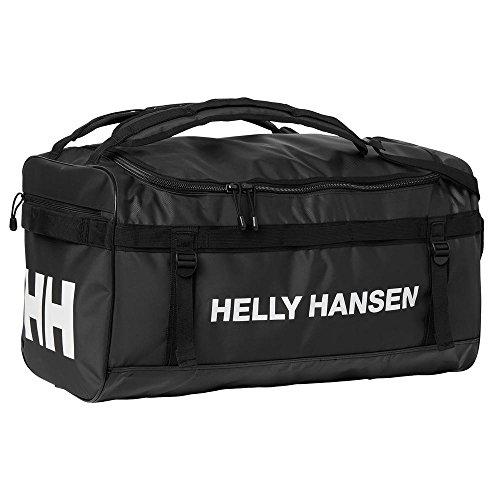 Helly Hansen HH New Classic Duffel Bolsa de Viaje, 45 cm, 60 litros, Negro