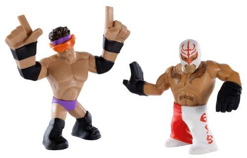 WWE Rumblers Zack Ryder et Rey Mysterio Figure 2-pack