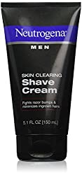 Neutrogena Men Skin Clearing Shave Cream - 5.1 fl oz .
