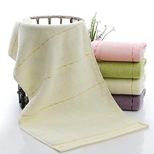 UKE Polyester-Handtuch, Moderne Einfachheit Hochsaugfähiges Badetuch der Hotel-Spa-Kollektion für die tägliche Pflege, Schwimmen, Fitness, Wellness (34 * 75 cm),D - Moderne Handtuch-kollektion