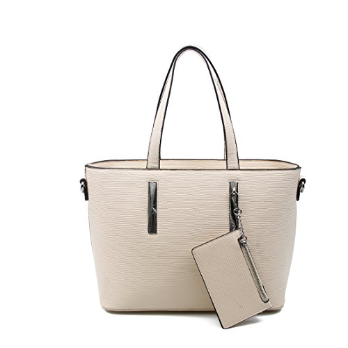 OBC Only-Beautiful-Couture, Borsa a spalla donna oro gold ca.: 37x25x12 cm (BxHxT) Beige