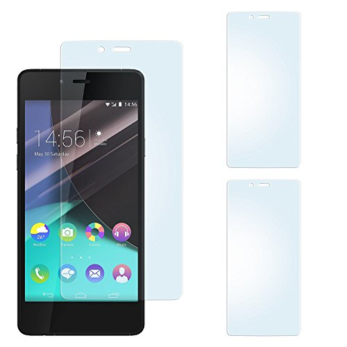 2x OneFlow Film de protection écran anti-reflets pour Wiko Highway Pure Film Film écran mat | Ajustement parfait et protection optimale