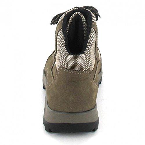 Waldläufer  471900.452084, Chaussures de randonnée montantes pour femme Marron