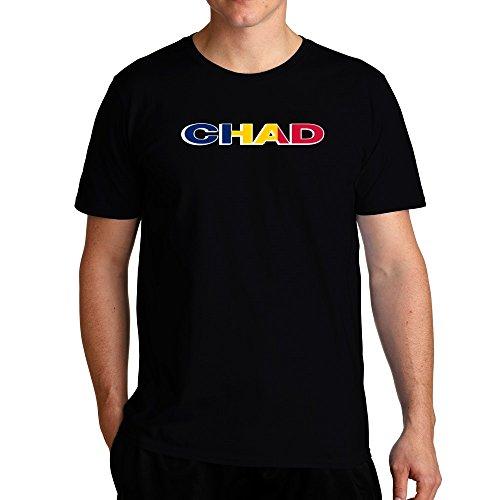 Eddany Chad country flag T-Shirt (Chad Flag T-shirt)