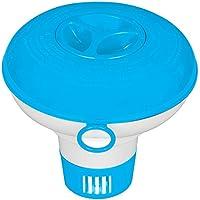 INTEX 29040NP DIFFUSEUR Flottant, Bleu, 12,7x14,6x6,4 cm